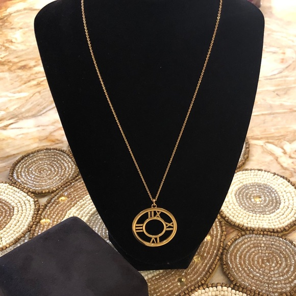 Tiffany & Co. Jewelry - !!!Tiffani &co  gold necklace !!!